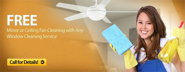 Dallas Window Cleaning Discount Promotional Coupons