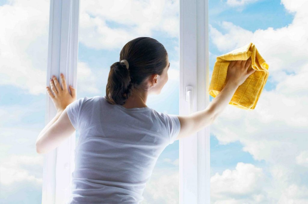 window cleaning dallas